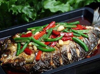 权记鱼厂烤鱼加盟