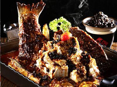 大溪烤鱼加盟