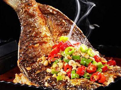 大溪烤鱼加盟菜品