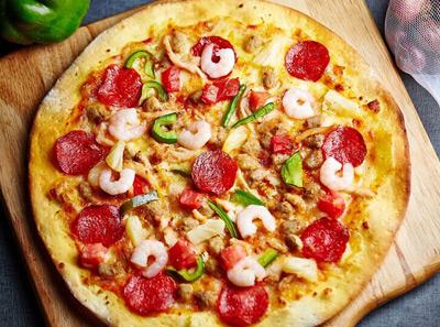 百特喜招牌披萨