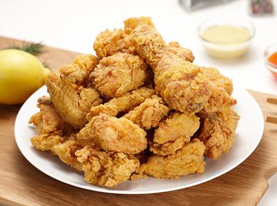 百利家-原味炸鸡