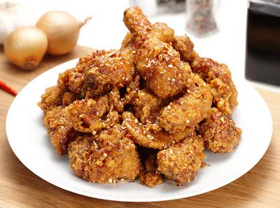 百利家-酱香炸鸡