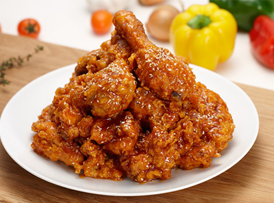 百利家-香甜炸鸡
