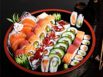 阪尚皇-寿司