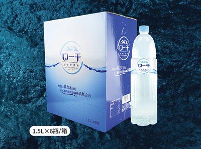 口一干包装饮用水