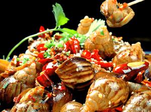 香锅年代蜗牛