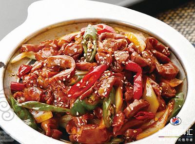 首尔焖鲜汇-石板鸡胗