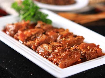 佬土鹅肠火锅加盟菜品