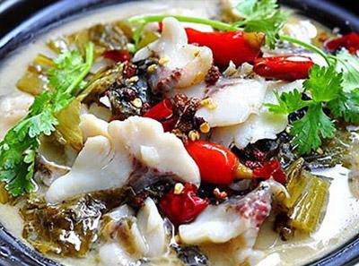 林氏顶呱呱酸菜鱼加盟