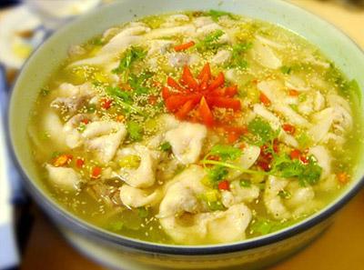 林氏顶呱呱酸菜鱼加盟菜品