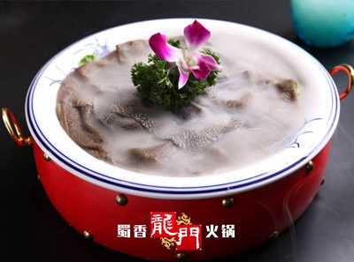 蜀香龍门火锅加盟菜品