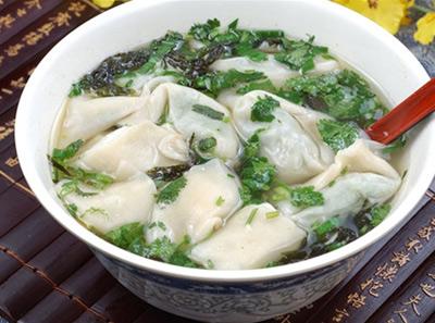 大福小福馄饨加盟菜品