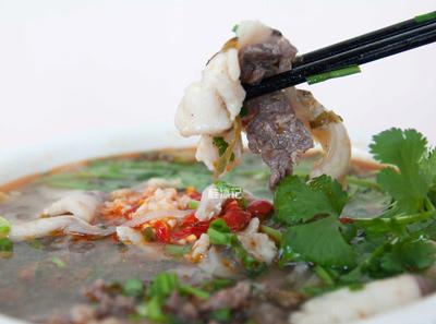 桂冰记酸菜鱼粉加盟