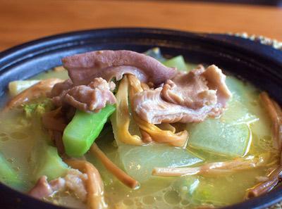 苗小坛酸汤鱼加盟菜品