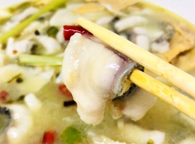 溪雨观酸菜鱼加盟品牌