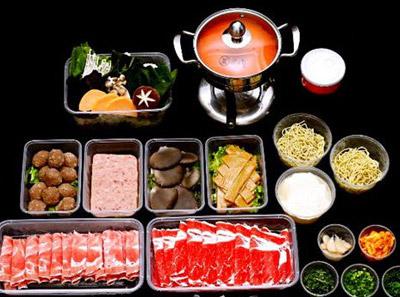 淘汰郎小火锅加盟菜品