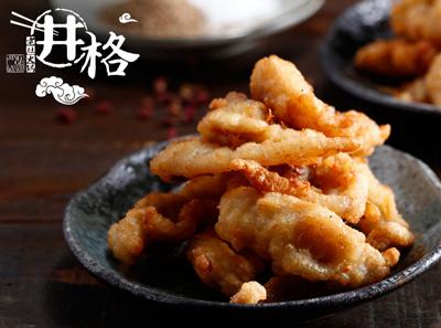 井格老灶火锅-现炸酥肉