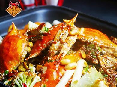 水货餐厅咖喱皇飞蟹