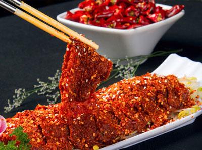 川味火锅菜品