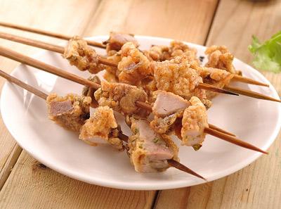 玉林串串香精选酥肉