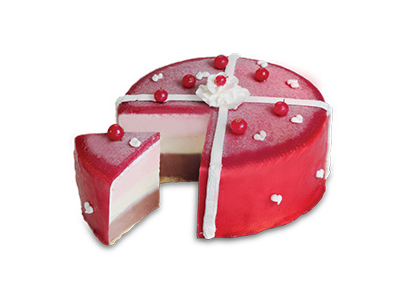 酷圣石酷爱红莓冰芯
