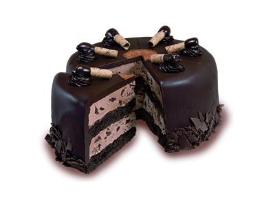 酷圣石爱恋巧克力脆皮