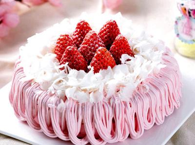 雪贝尔蛋糕