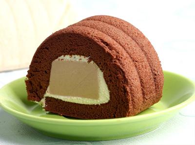 雪贝尔奶冻(巧克力味)