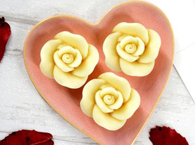 雪贝尔巧克力玫瑰花礼盒