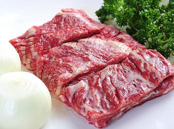 野人岛烤肉招牌原味牛排