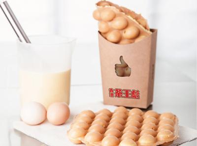 香港茶王彪鸡蛋仔