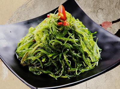 韩林炭烤拌海菜