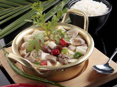 韩林炭烤韩式传统酱汤