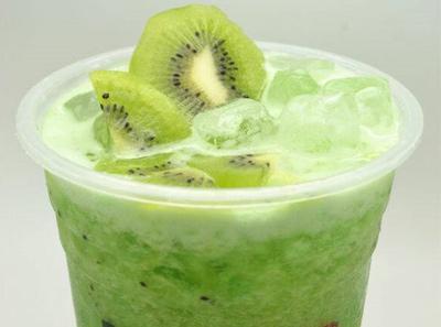 世界茶饮绿钻奇异果
