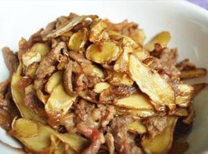 江南公社老姜肉片