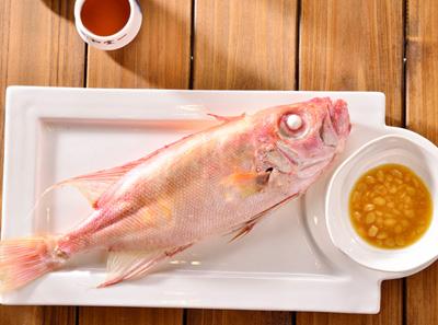 潮汕冻鱼饭