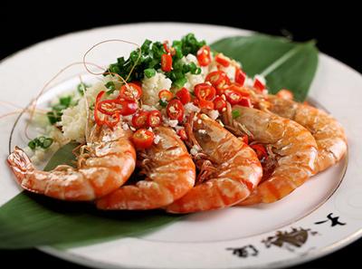大渔泰式黑虎虾
