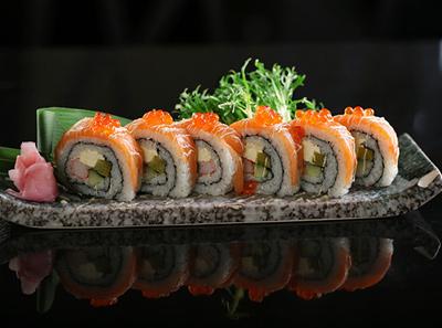 大渔北海道亲子寿司