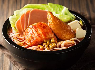 阿香米线菜品