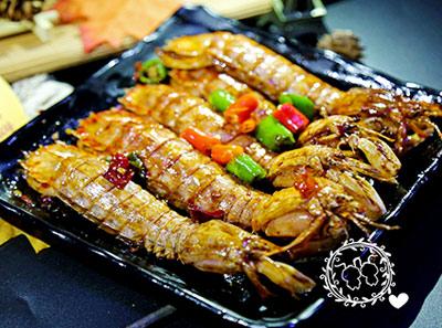 稍微麻辣海鲜加盟菜品