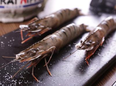 赤坂亭黑虎虾