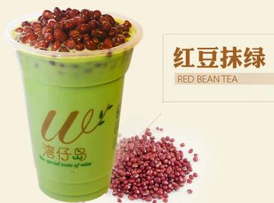 大口九红豆抹绿
