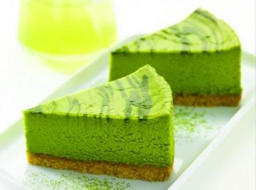 食之秘绿茶芝士蛋糕