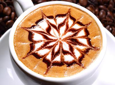 绿茵阁法式摩卡咖啡