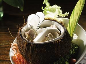 蕉叶泰国餐厅连锁品牌展示
