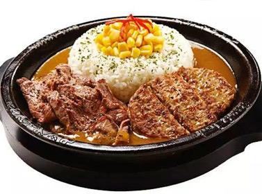胡椒厨房海鲜咖喱饭