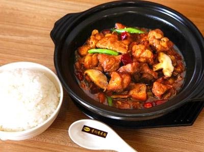 海味阁米线加盟菜品