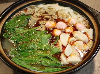 海味阁米线加盟