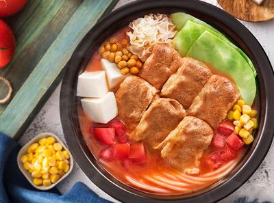 哚哚米线加盟菜品