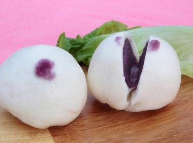 篱园紫薯甜心包